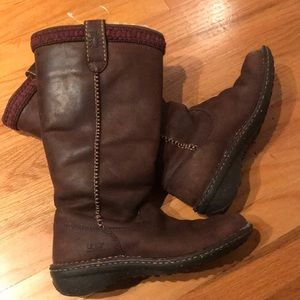 UGG lined Boots